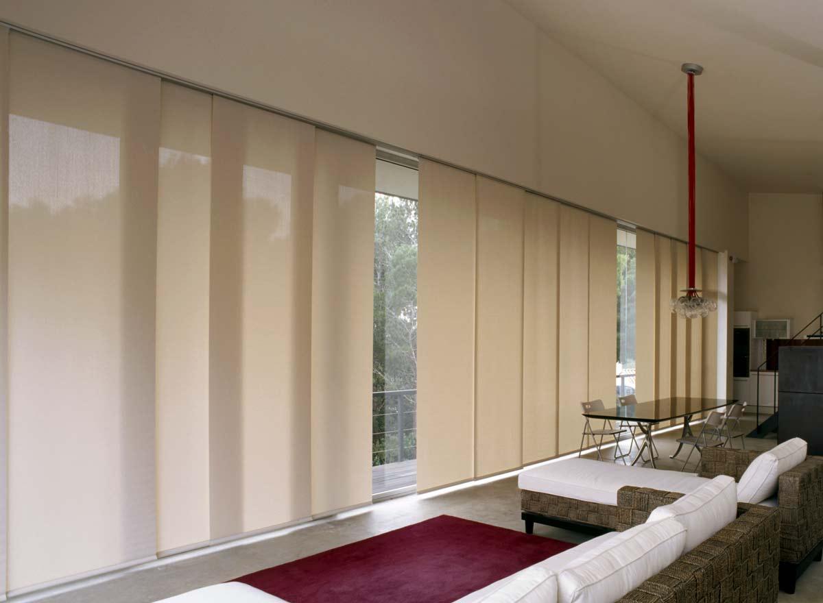 Cortina Panel japones Manresa
