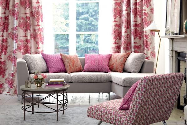 Cómo escoger las telas de las cortinas