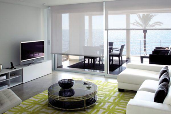 Las ventajas de las cortinas enrollables