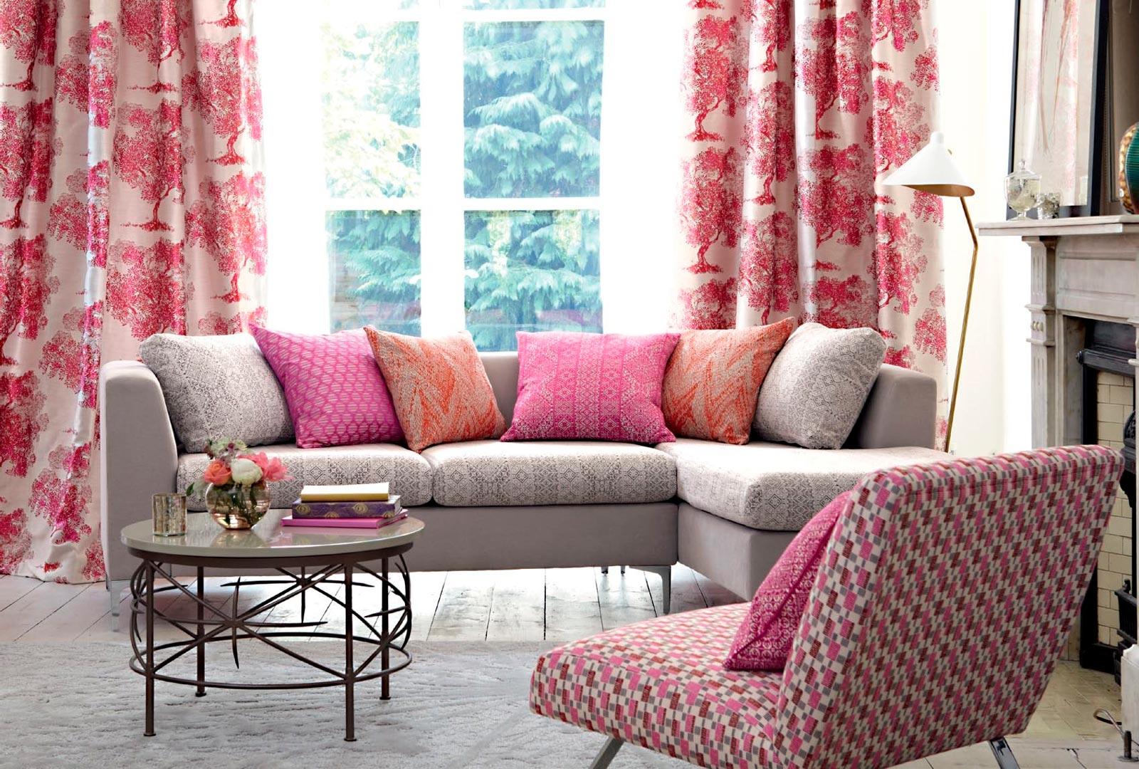 Cojines y cortinas en Manresa textil hogar